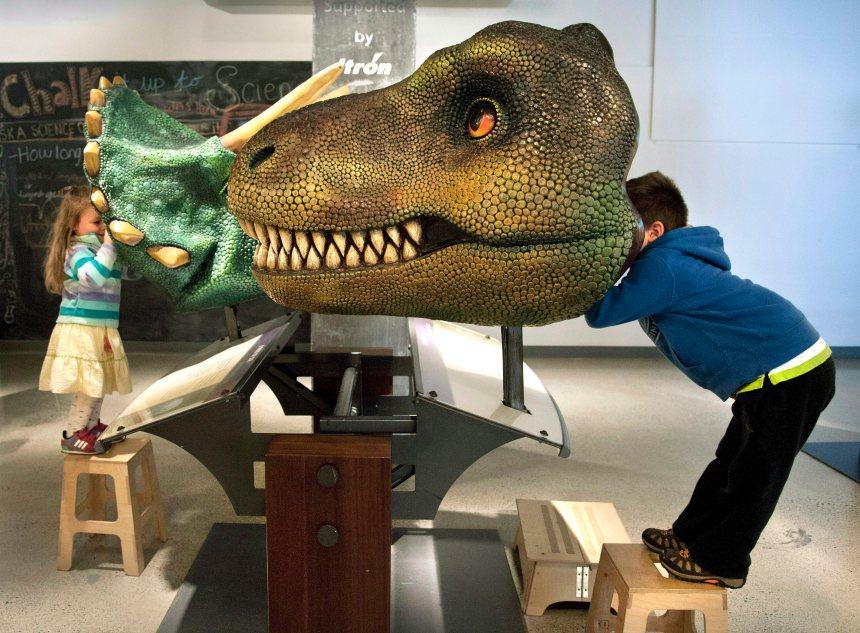 Les tyrannosaures auraient eu des lèvres