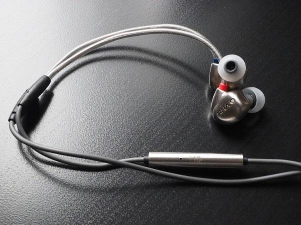 Mise à l'essai des écouteurs RHA T10i