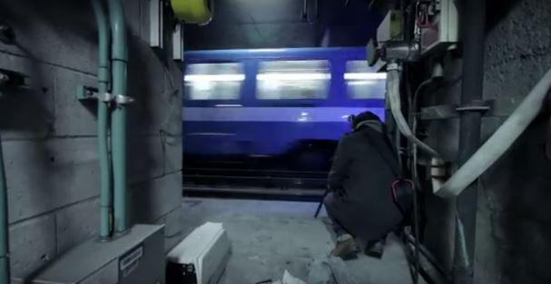 Vidéo dans le métro: les trois individus formellement accusés
