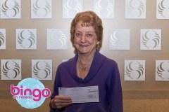 Bingo Pointe-aux-Trembles: elle remporte 107 500 $ le jour de sa fête