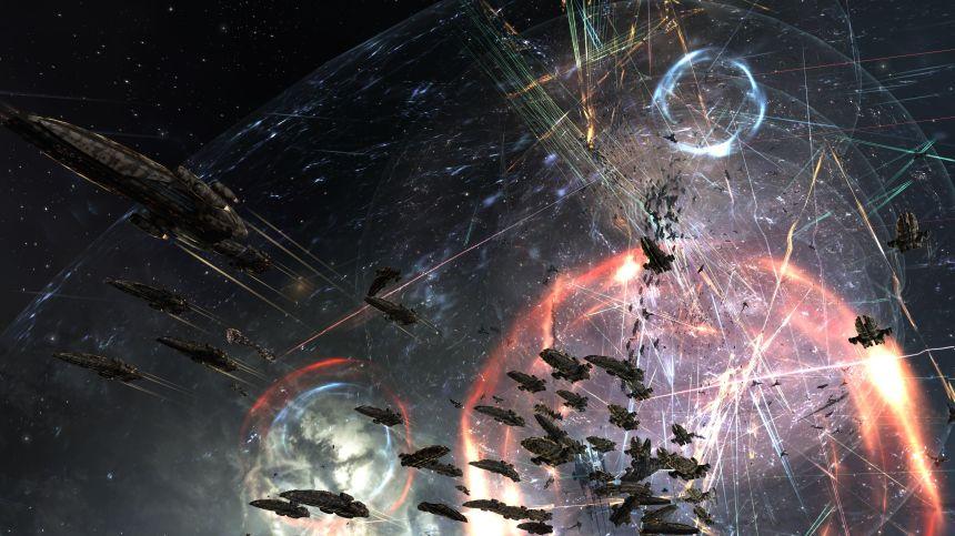 Le monde virtuel d'EVE pas si loin de la réalité