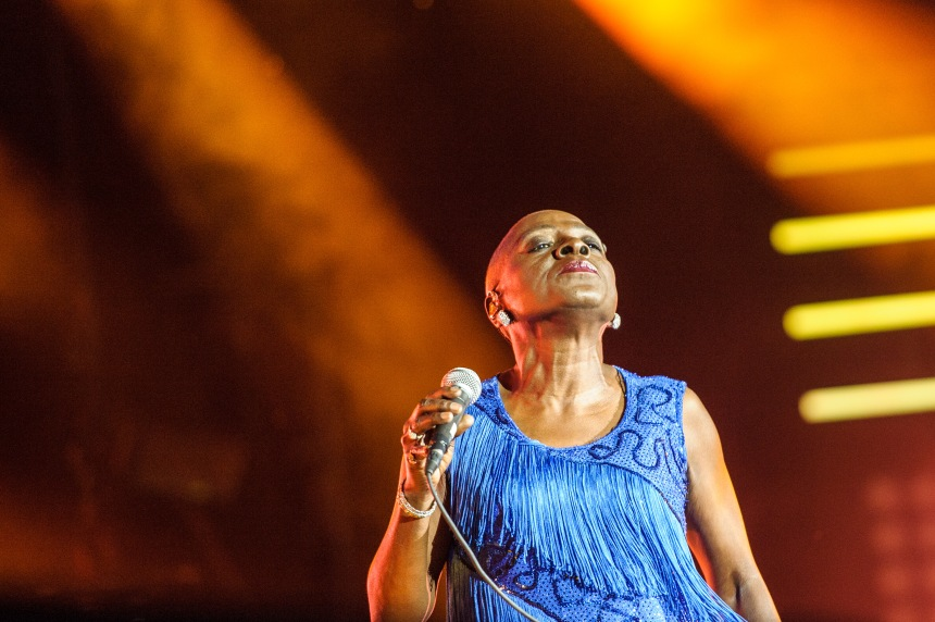 Sharon Jones: toute la force de la musique