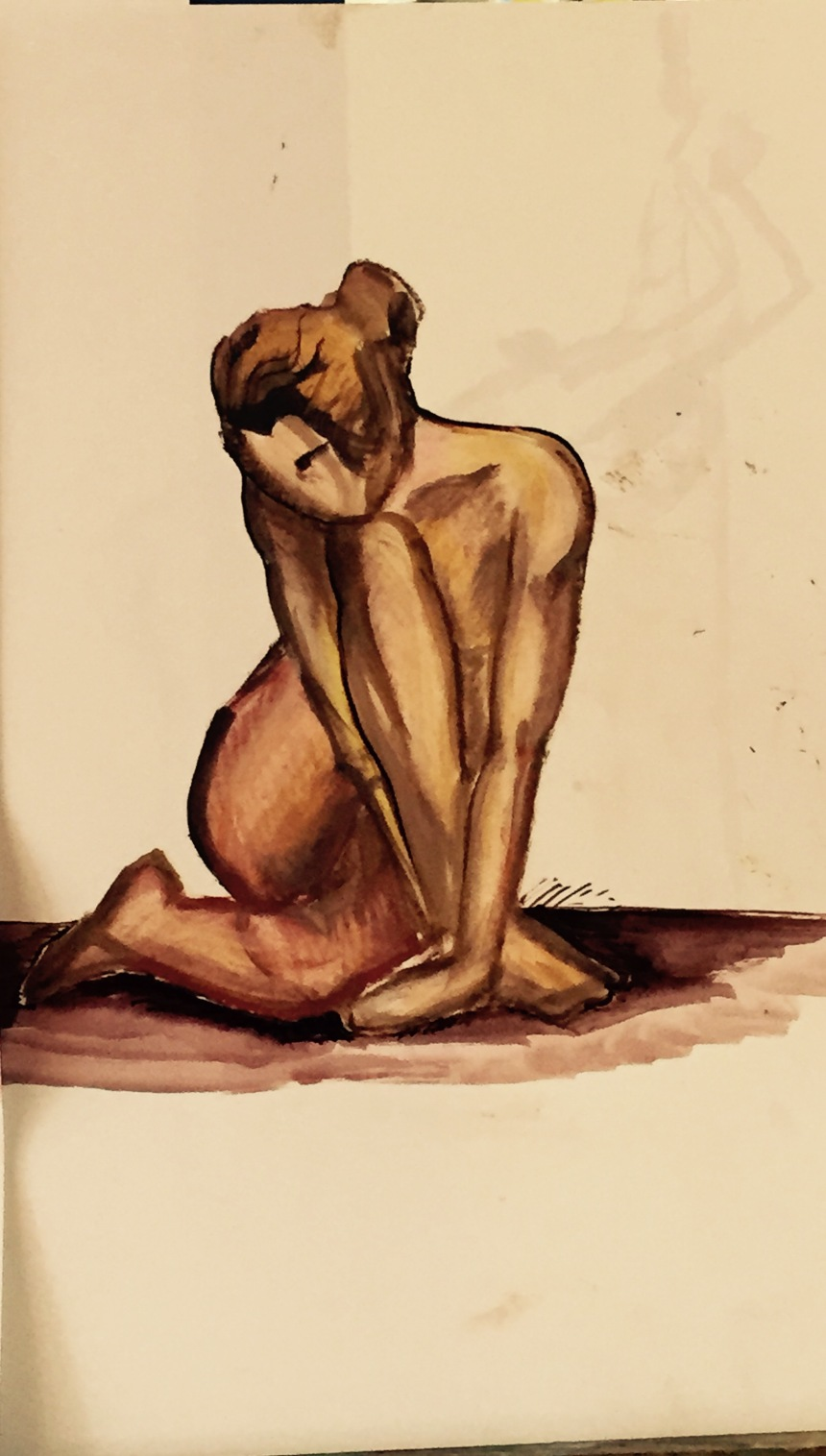 Exposition à la bibliothèque: le corps mis à nu