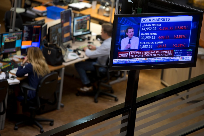Brexit: Le G7 se dit prêt à prendre des mesures pour stabiliser les marchés