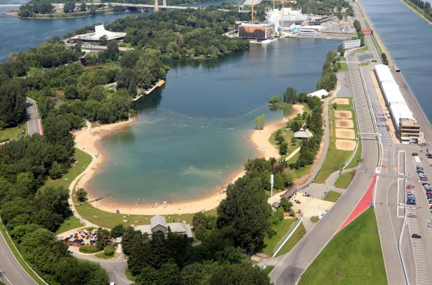 Parc Jean-Drapeau: les installations sportives vont rouvrir