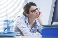 Les risques d'un emploi ennuyant