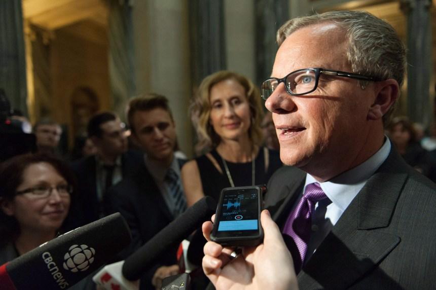 Brad Wall sera au Québec pour «vendre» Énergie Est