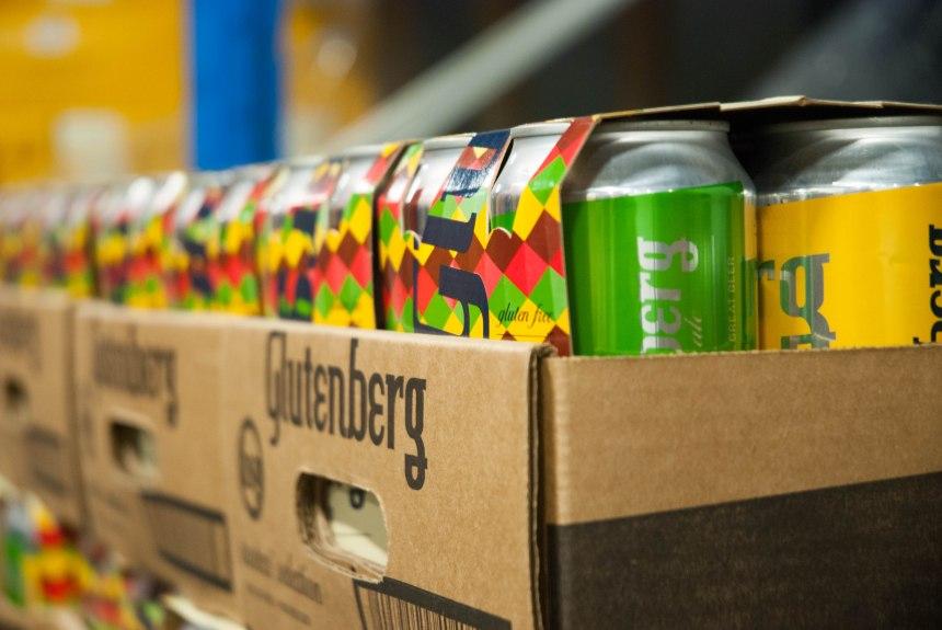 Glutenberg: Une bière d'Hochelaga autour du monde