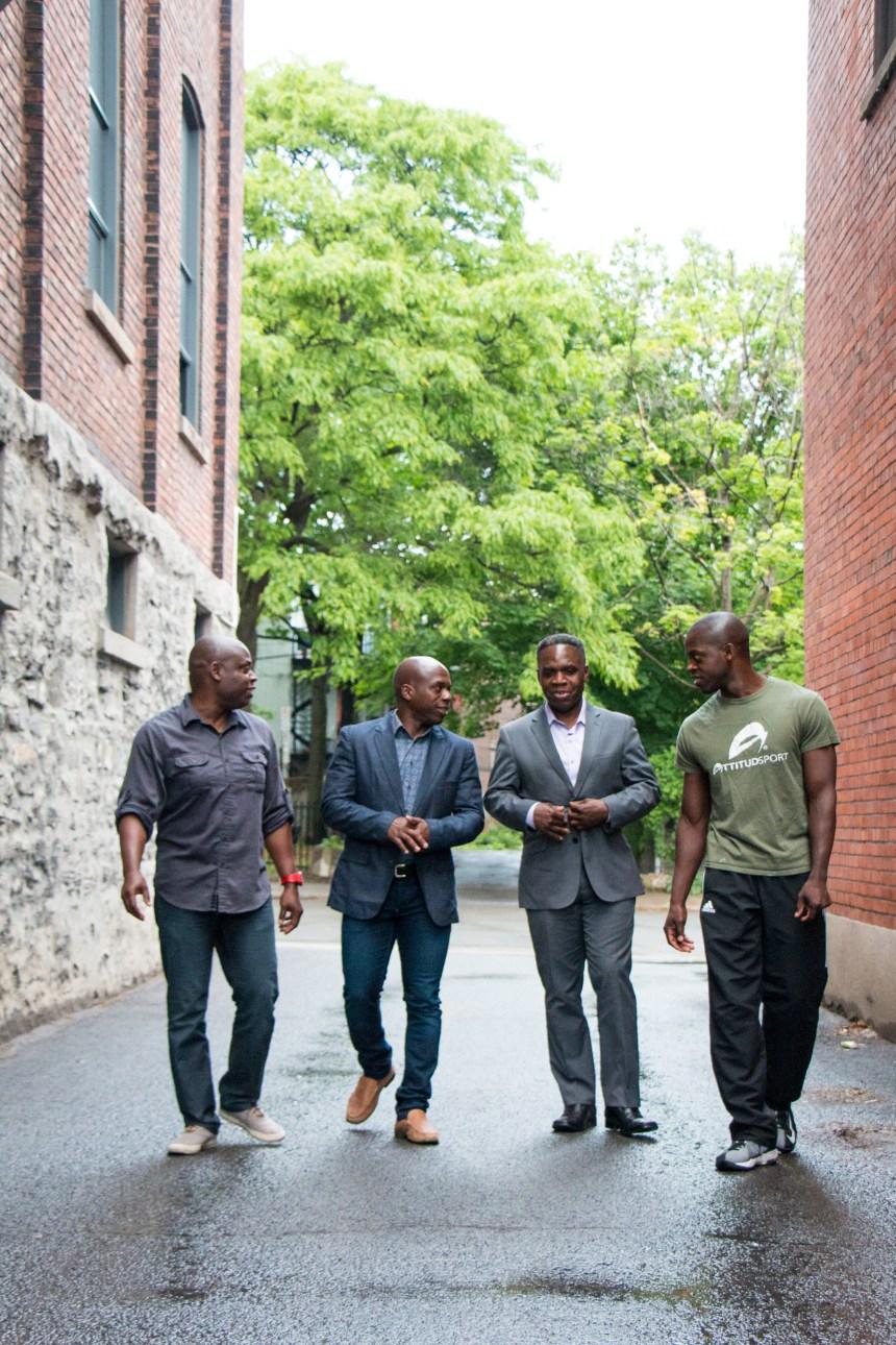 L'escouade Toussaint: «Tout est parti d'Hochelaga-Maisonneuve»