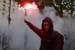 Grèves à la française