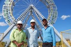 La grande roue de Montréal-Nord obtient un prix