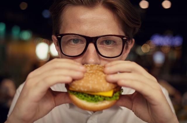 Ce resto offre des hamburgers gratuits si vous changez votre nom