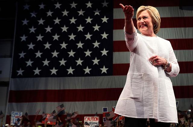 Le tweet d'Hillary Clinton qui fait réagir le web