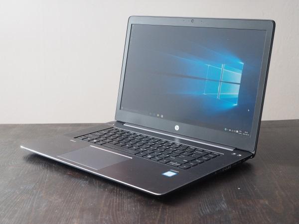 Mise à l'essai du HP ZBook Studio G3