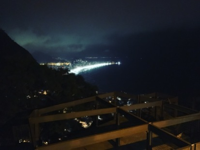 Rio, vue du sommet de Vidigal.