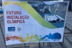 Rio, 40 jours avant les Jeux olympiques