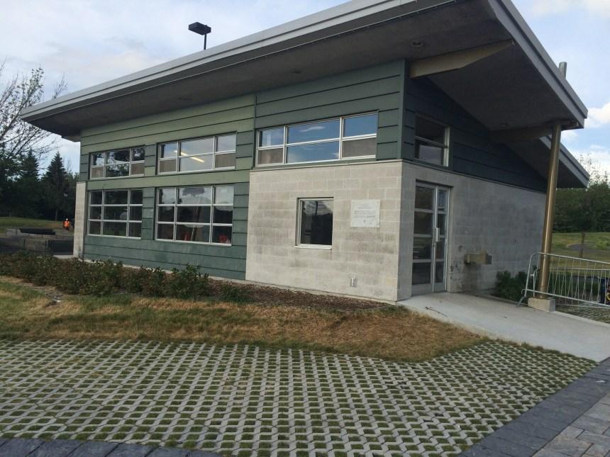Biogaz: le chalet du parc Félix-Leclerc respecte dorénavant les normes