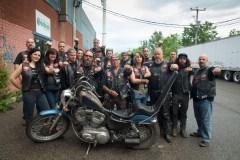 Bikers Against Child Abuse: des enfants québécois sécurisés par les motards