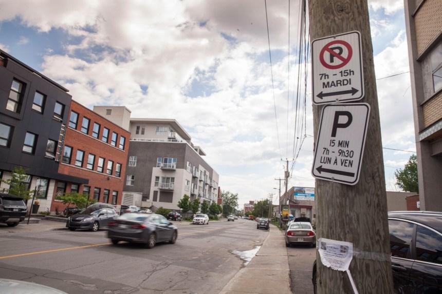 La pétition pour une consultation «indépendante» sur le stationnement à Outremont sera déposée aujourd'hui