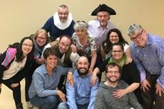 Troupe de théâtre Les Philanthropes: le génie de Molière en programme double