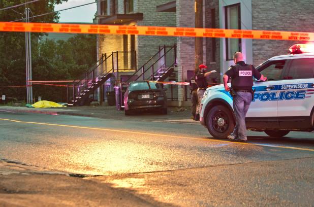 Un jeune homme victime de meurtre à Laval