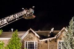 Une nuit très occupée pour les pompiers de Rivière-des-Prairies