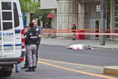 Délit de fuite mortel devant le métro Place-d'Armes