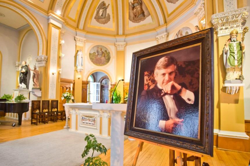 Un dernier hommage à Pierre Lalonde