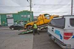 Remorquage: des contrats d'exclusivité partout sur l'île de Montréal