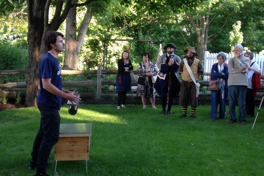 La Maison Saint-Gabriel se lance dans l'apiculture urbaine
