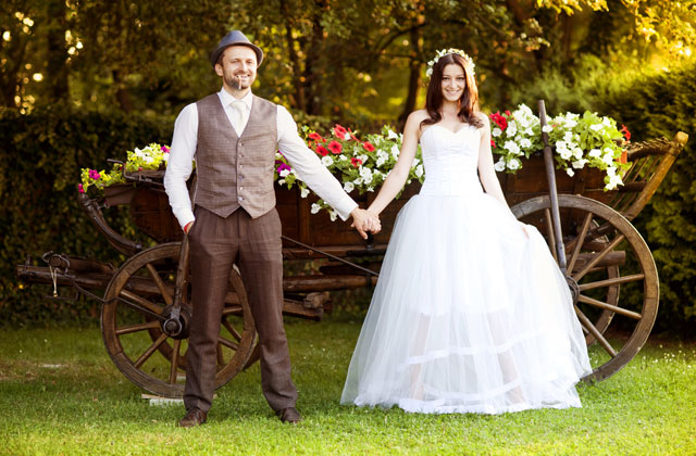 [Carte] Les plus beaux endroits pour se marier au Québec