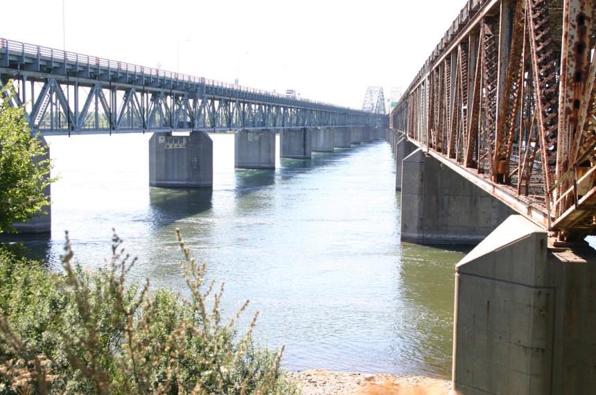Blitz de huit semaines sur le pont Mercier