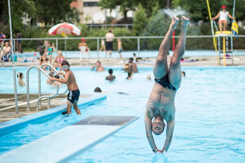 Ouverture anticipée des piscines