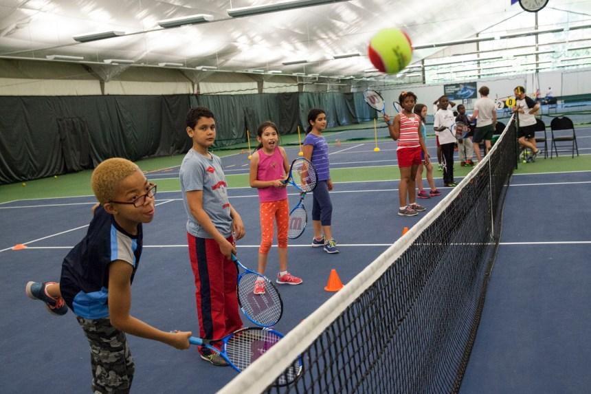 Tennis pour tous