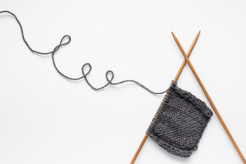 Journée mondiale du tricot: belle journée pour s'emmitoufler!