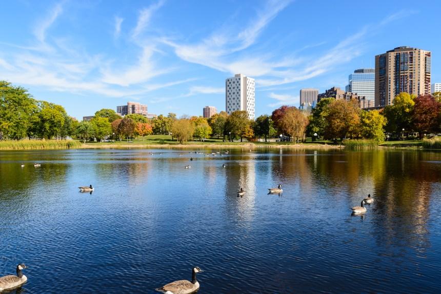 Minneapolis, la ville américaine championne des parcs