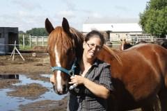 De Saint-Lin à Pointe-aux-Trembles à cheval pour les enfants du Québec