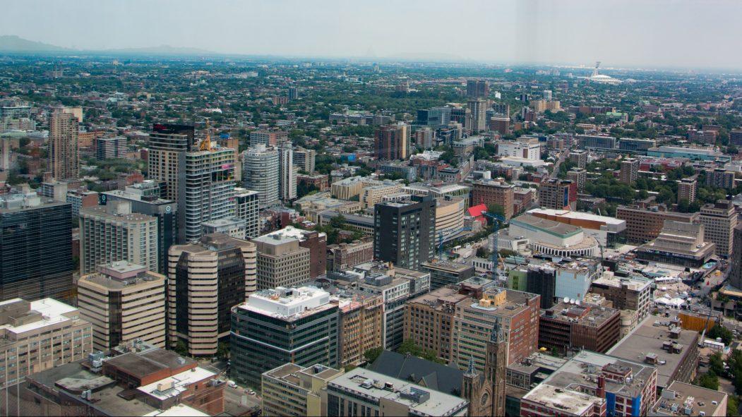 L'étalement urbain s'accentue en banlieue de Montréal.