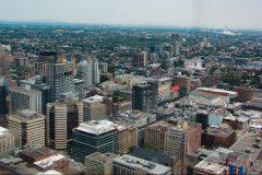 Grand Montréal: l'étalement urbain augmente encore et toujours