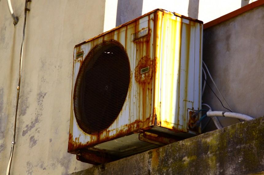 Inégalité d'accès à l'air climatisé