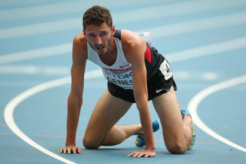 Alex Genest est blessé, ratera les JO de Rio