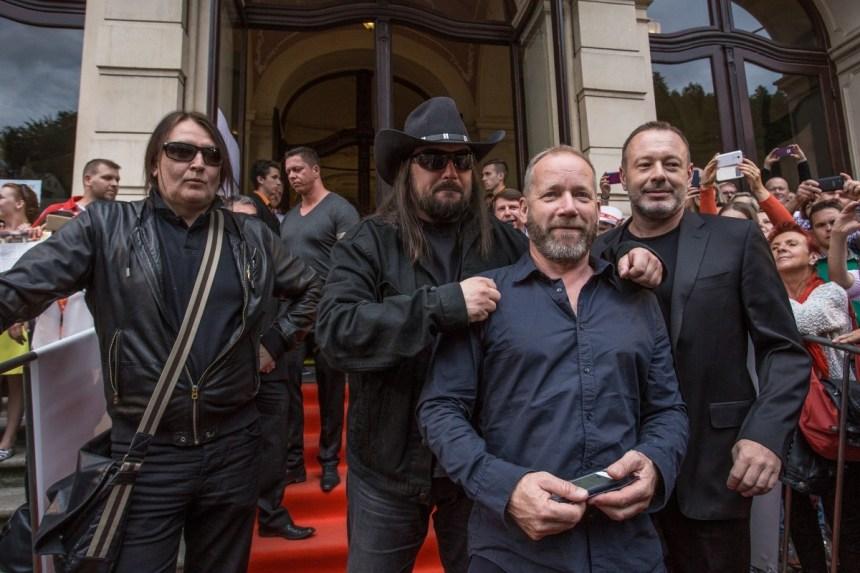 Tchèques, les rockeurs