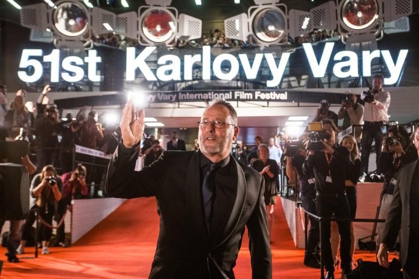 Jean Reno: Le visiteur