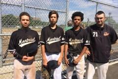 Baseball: Mathieu Granger, un amoureux des Jeux du Québec
