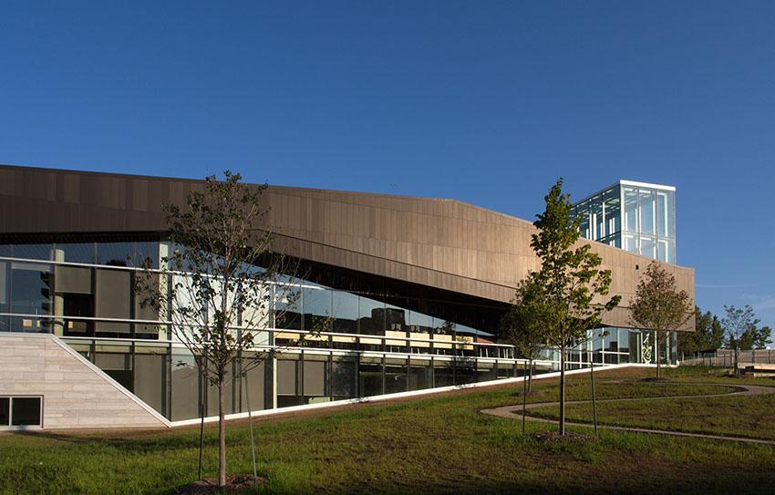 Saint-Laurent veut une politique nationale d'architecture
