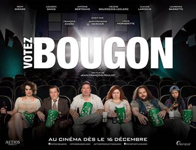 La première bande-annonce du film Votez Bougon est dévoilée