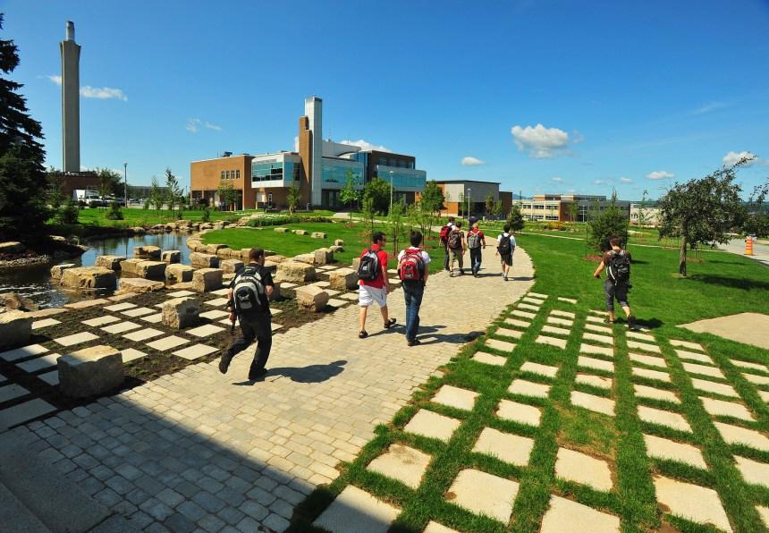 L'Université de Sherbrooke, un modèle de développement durable