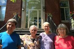 La Coopérative d'habitation de La Petite-Patrie souligne ses 25 ans