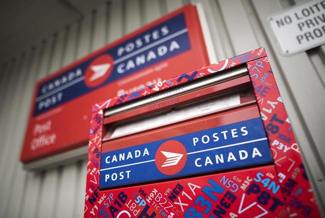 Postes Canada ne doit pas concurrencer les banques