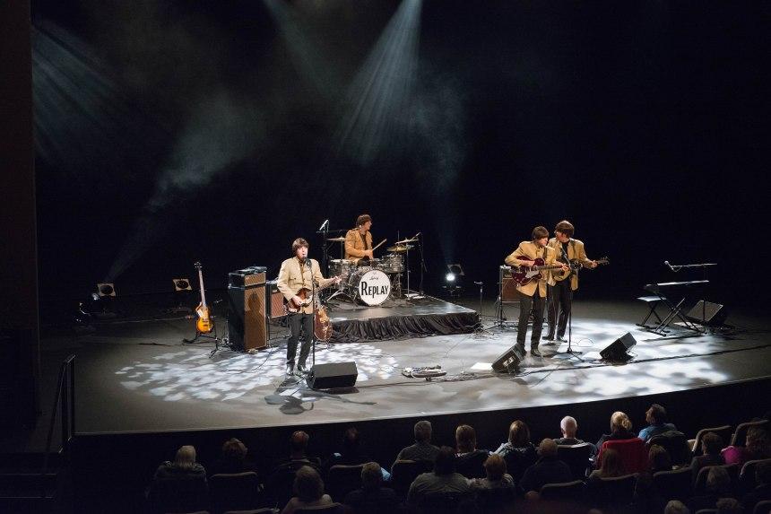 Jeudis au parc Connaught: Hommage aux Beatles
